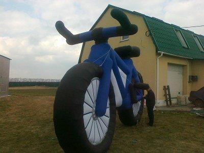 Пневмоконструкции и атрибутика для спортивных мероприятий Sports inflatables