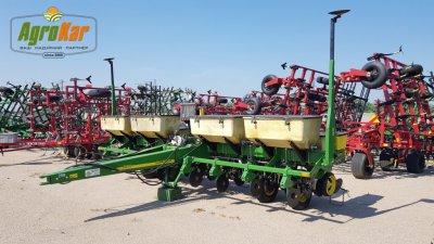 Сеялка точного высева пневматическая John Deere 7000 8 рядов, Precision Planting vSet