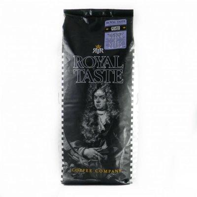 Кава в зернах Royal Taste gusto 1 кг