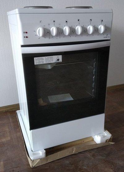 Плита электрическая кухонная бытовая GRETA 1470-Э-06, класса А