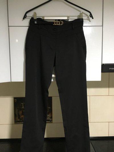 Продам женские черные брюки, р.36