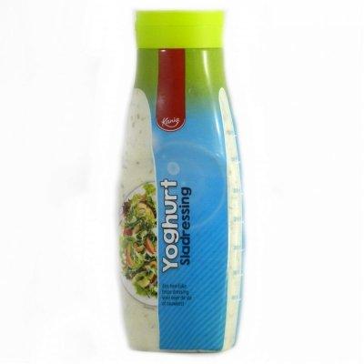 Соус Kania Yoghurt sladressing з йогуртом 0.5 л