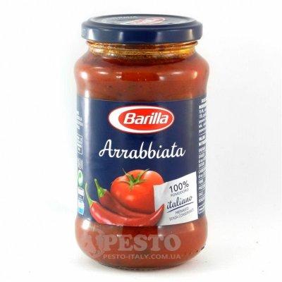 Соуси до макаронів Barilla Arrabbiata 400 г