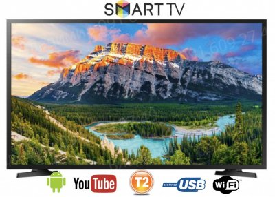 SMART TV 32\42\50\55дм. Телевизор Смарт ТВ Интернет\Т2. Wi-Fi. Android. Днепр
