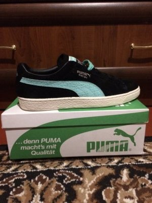 Puma Suede x Diamond Supply