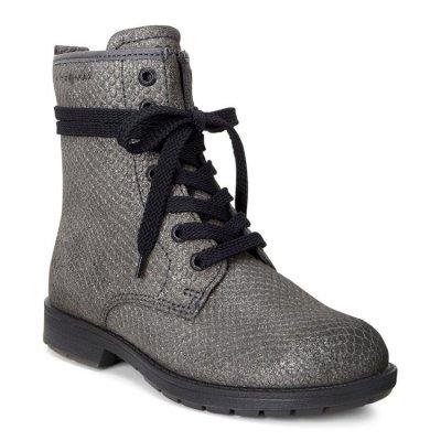 Ботинки высокие ecco bendix junior зимові оригінал р.33,34,35
