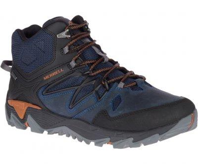Ботинки зимові Merrell All Out Blaze 2 Mid GTX Gore-Tex J42423 Waterproof оригінал