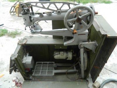 Швейная машинка солдатка