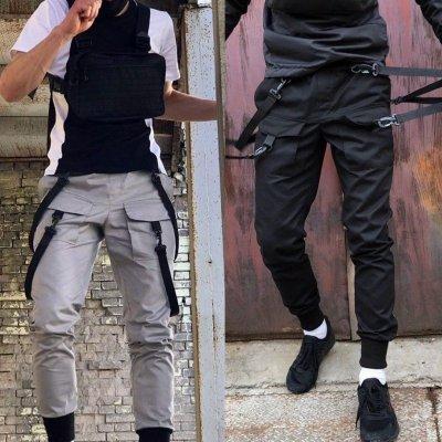Мужские котонновые штаны