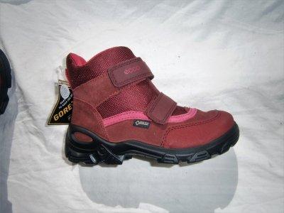 Ботинки ecco snowboarder зимові gore-tex оригінал р.30,36