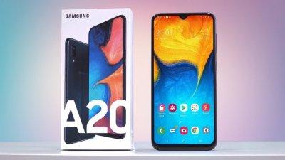 Ниже цены вы не найдете! Samsung Galaxy A20 3/32GB