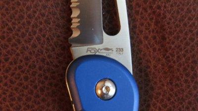 Парусный нож