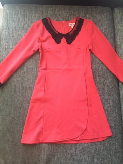 Идеальное коралловое платье к лицу каждой девушке!