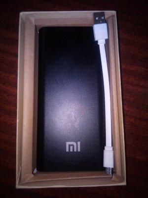 Портативный аккумулятор Xiaomi Mi POWER BANK 20800 mAh