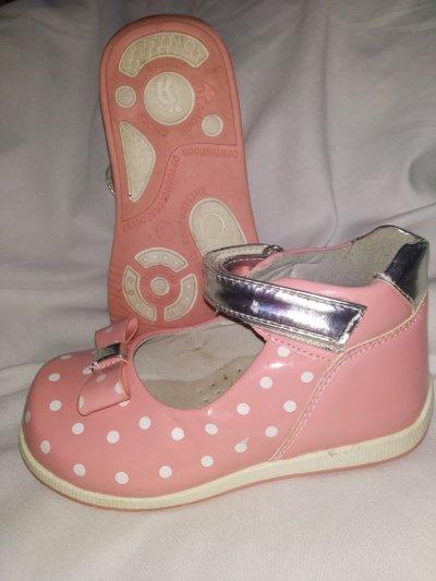 Туфельки для маленької леді