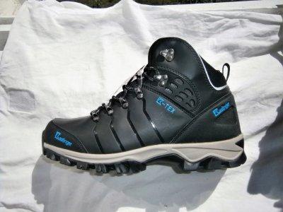 Kastinger k-tex оригинал треккинговые кожаные ботинки зима