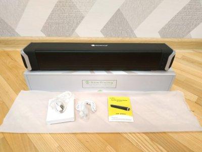 Портативная акустика (Soundbar) для телевизора, ноутбука, смартфона