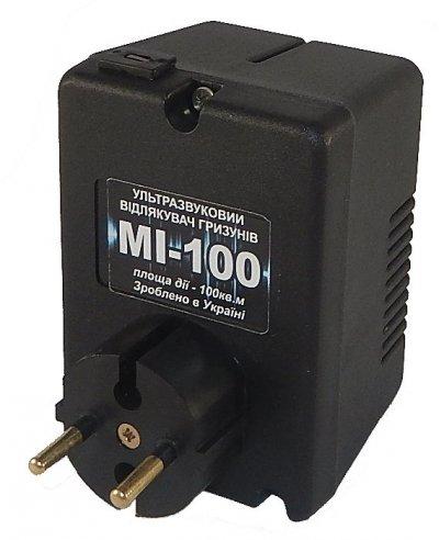 Ультразвуковая защита от грызунов - отпугиватель «МИ-100»