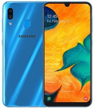 Мобильный телефон Samsung Galaxy A30 3/32GB Blue (SM-A305FZBUSEK)