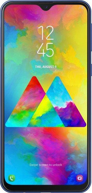 Мобильный телефон Samsung Galaxy M20 4/64GB Ocean Blue (SM-M205FZBWSEK)