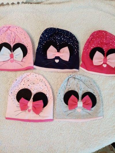 Продам шапки дитячі, виробник Польща