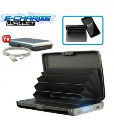 Кошелёк зарядка E-Charge Wallet
