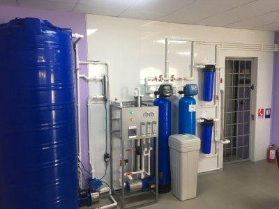 Оборудование для очистки воды (готовый бизнес)