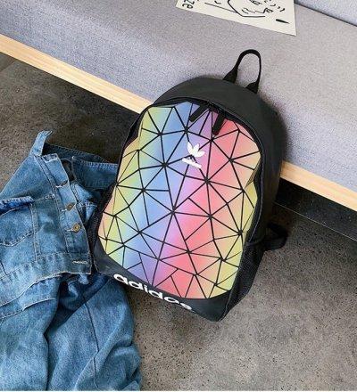 Рюкзак хамелеон Adidas 3D Urban Mesh Roll Up