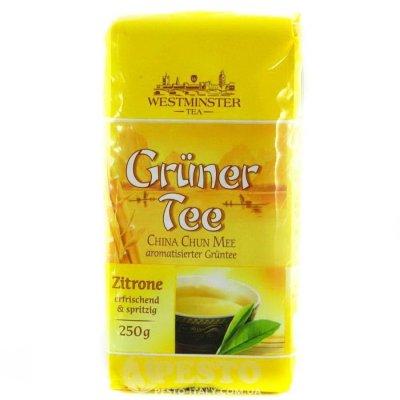 Розсипний Westminster tea лимоний смак зелений 250 г