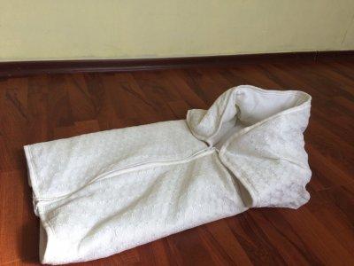 Конверт-одеяло кружевной