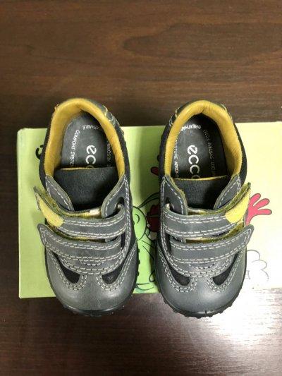 Детские ботиночки для мальчиков Ecco