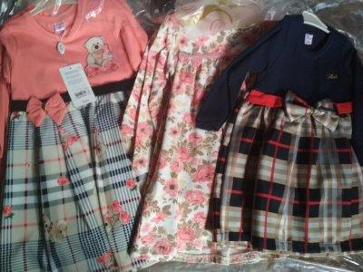 Дитячі сукні в асортименті