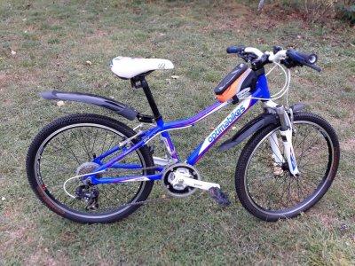Продам підлітковий (9-13 років) горний велосипед optimabikes colibree