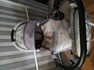 Дитяча коляска 3в1 Adbor Ottis