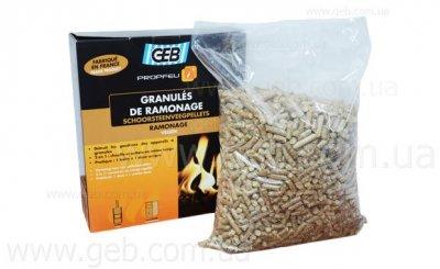 Гранулы для очистки дымоходов GRANULES DE RAMONAGE