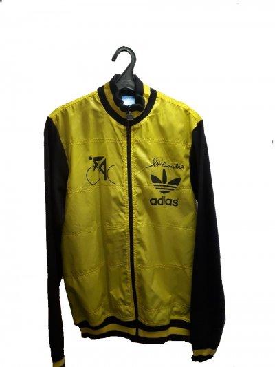 Куртка спортивная Adidas б/у