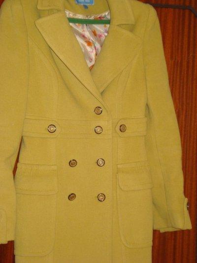 Продаю пальто в хорошем состоянии. 44/S размер