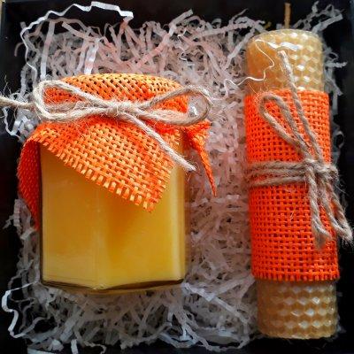 Мед на подарок