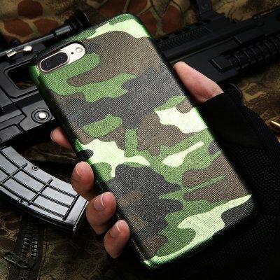 Чехол Бампер iPhone 6 plus Камуфляж