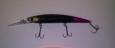 Воблер три крючка 16.9 см. Рыбалка, щука