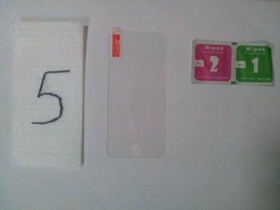 Закалённое стекло на iphone 5 Айфон