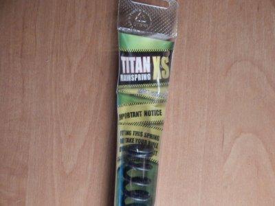 Витая пружина TITAN XS Exportfeder Nr. 1 - Weihrauch HW 77, 97 - 16 Joule