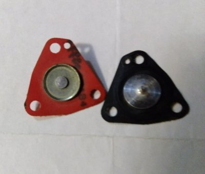 Диафрагма экономайзера на солекс ваз 2108-2109-21099
