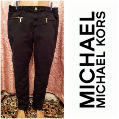 Чёрные джинсы Michael Cors. Размер 52.