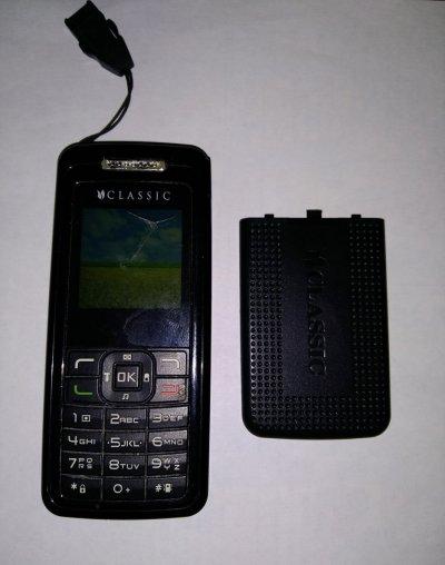 На запчасти телефон Classiс 703 без АКБ и зарядки