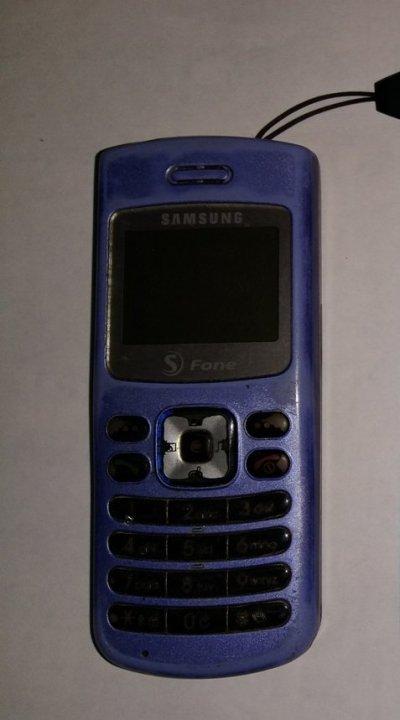 СДМА-телефон Samsung SCH-N380 без АКБ на запчасти