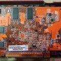 Исправная видеокарта Asus PCIE EAX550 256 Mb