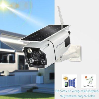 Камера видеонаблюдения на солнечной панели - Escam qf260