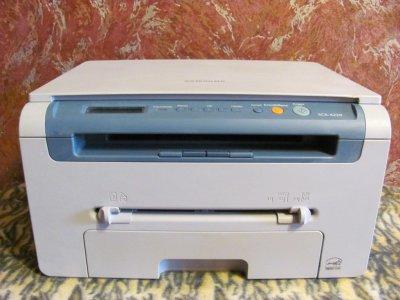 МФУ Samsung 4220 ксерокс+принтер+сканер