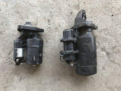 Стартер на двигатель Д 240